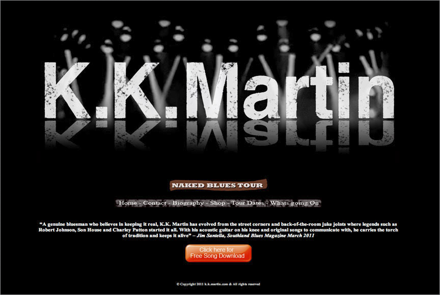 KK.MARTIN home page