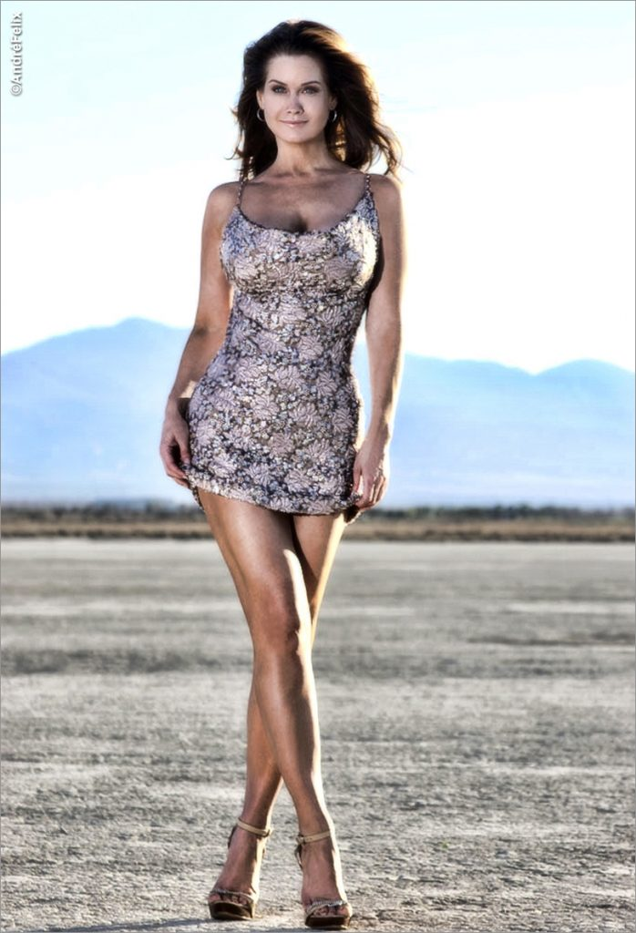 Carrie Stevens Fashion Shot