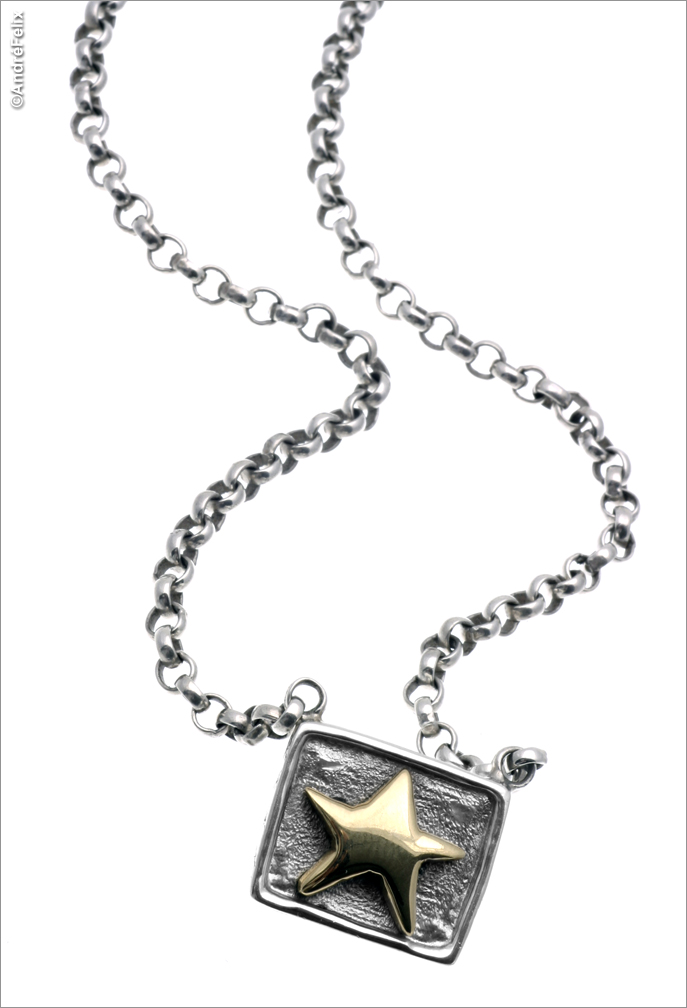 Wendy Griffen Star Neckless